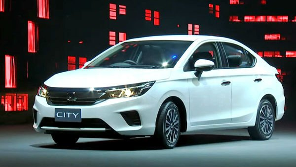Honda City 2020 Hatchback
