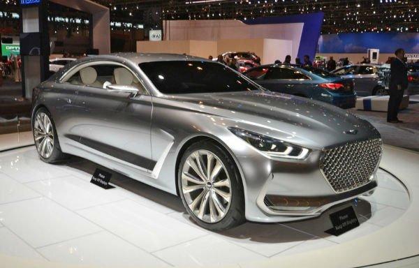 Hyundai Genesis 2020 Coupe