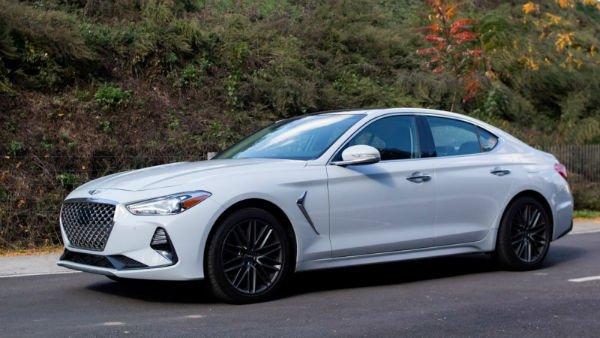 Hyundai Genesis 2020 g70