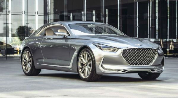 Hyundai Genesis 2020 g80