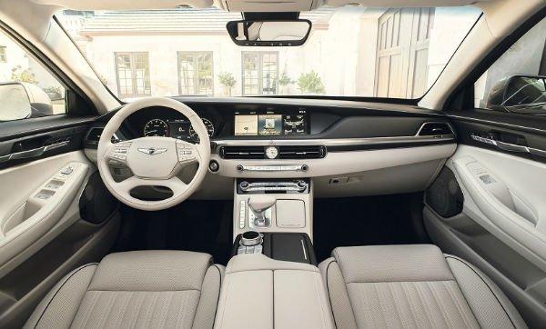 Hyundai Genesis 2020 g90 Interior
