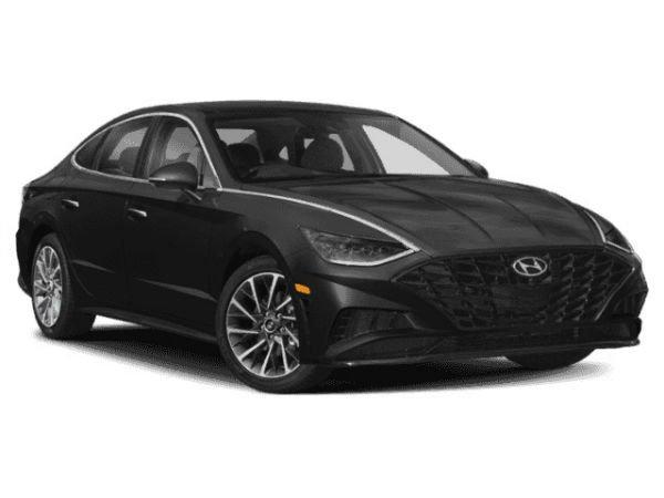 Hyundai Sonata 2020 Black