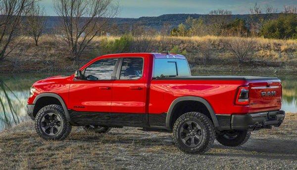 2020 Dodge Dakota Canada