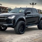 2020 Isuzu D-Max Lifted