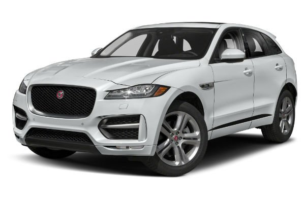 Jaguar F Pace 2020 Black