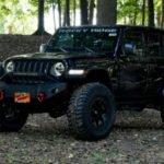 2020 Jeep Wrangler Lifted