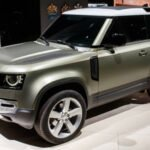 2020 Land Rover Defender USA
