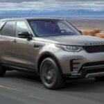2020 Land Rover Discovery 5