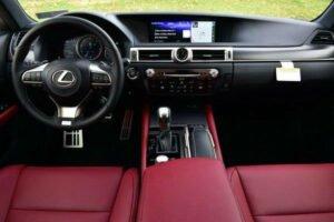 2020 Lexus GS 350 Interior