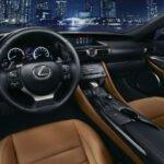 2020 Lexus RC 350 F Sport Interior