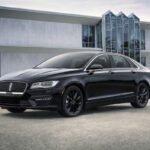 2020 Lincoln MKZ Black