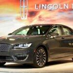 2020 Lincoln MKZ Black Label