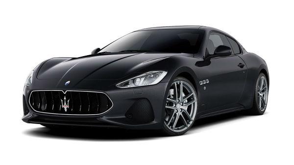 2020 Maserati GranTurismo Black