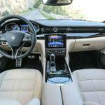 2020 Maserati GranTurismo Interior