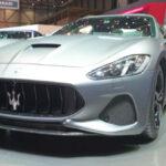 2020 Maserati GranTurismo MC