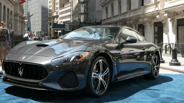 2020 Maserati GranTurismo MC Stradale