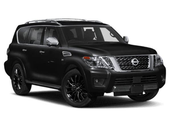2020 Nissan Armada Black