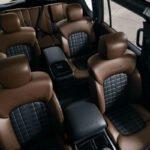 2020 Nissan Armada Inside