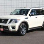 2020 Nissan Armada SL