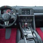 2020 Nissan GTR Interior