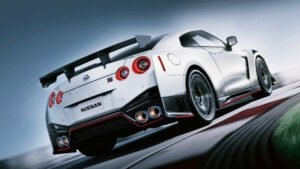 2020 Nissan GTR R35