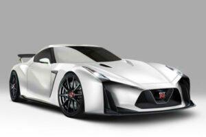 2020 Nissan GTR R36