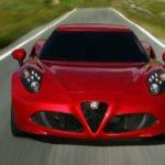 Alfa Romeo 6c 2018