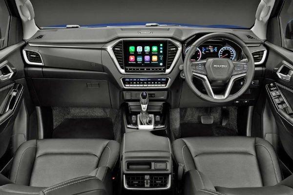 Isuzu D-Max 2020 Interior