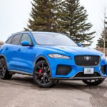 Jaguar F Pace 2020 Blue