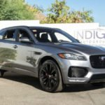 Jaguar F Pace 2020 Grey