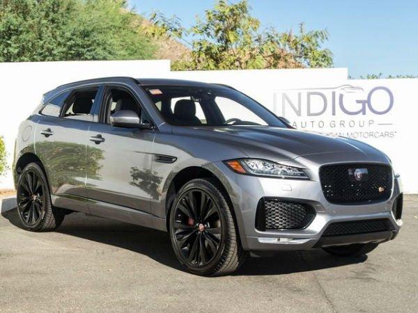 Jaguar F Pace 2020 Grey