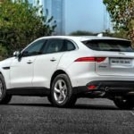 Jaguar F Pace 2020 India