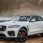 Jaguar F Pace 2020 SVR