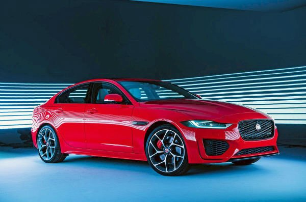 Jaguar XJ 2020 Electric
