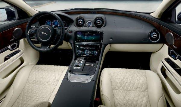Jaguar XJ 2020 Interior