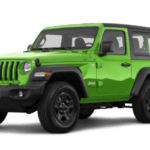 Jeep Wrangler 2020 Green