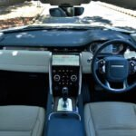 Land Rover Discovery 2020 Interior
