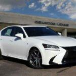 Lexus GS 2020 F Sport