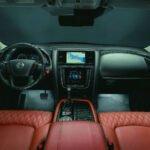 Nissan Armada 2020 Interior