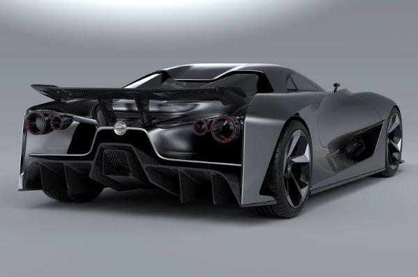 Nissan GTR 2020 Concept