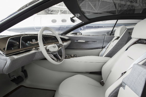2020 Cadillac Escalade Inside