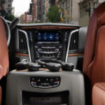 2020 Cadillac Escalade Luxury Interior