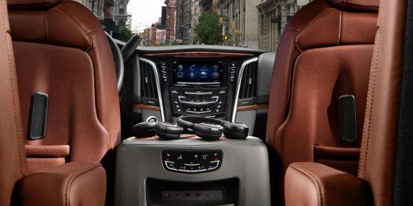 2020 Cadillac Escalade Luxury Interior