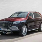 2020 Maybach GLS 600 SUV