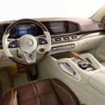 2020 Maybach GLS interior
