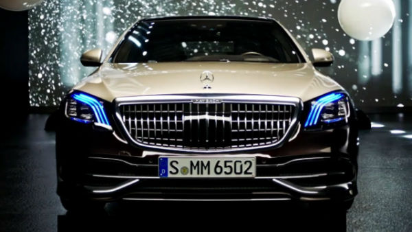 2020 Maybach S650 Coupe