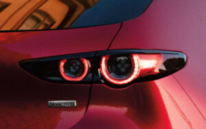 2020 Mazda 3 Lights