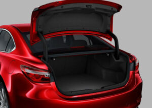 2020 Mazda 6 Trunk