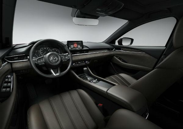 2020 Mazda6 Inside