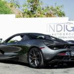 2020 McLaren 720s Black
